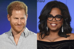 Oprah, Prince Harry reunite for Apple TV+ mental health show