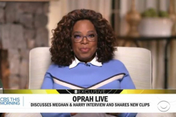 Oprah's deft royal interview shows why she's still the queen