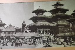 "Photo exhibition ""Historical Views: The Collection of Patan Museum, Part I"" on display"