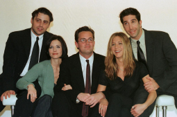 WarnerMedia to reunite 'Friends' in HBO Max special