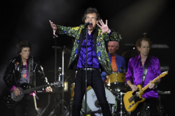 'We're back on the road!' Rolling Stones relaunch U.S. tour