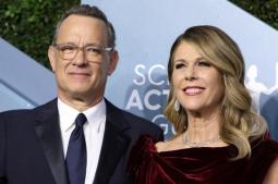 Tom Hanks returns to LA after bout of coronavirus