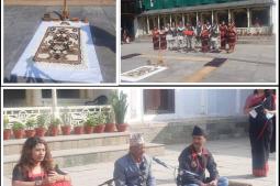"""Folk Lok organized """"Dapha Calling: Revitalizing our heritage"""""""