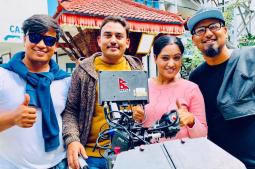 Dhurmus Suntali's 'Senti Virus' set to release