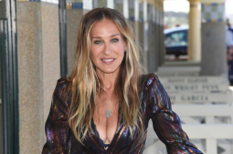 Sarah Jessica Parker on becoming a producer