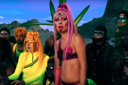 Lady Gaga releases new music video 'Stupid Love'