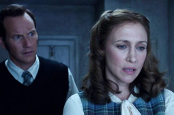 Here is the official title of 'Conjuring 3'
