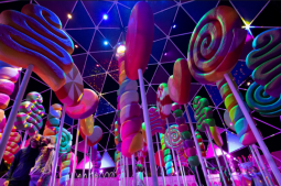 Eye candy: getting high at California's Sugar Rush theme park