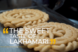 The sweet taste of Lakhamari