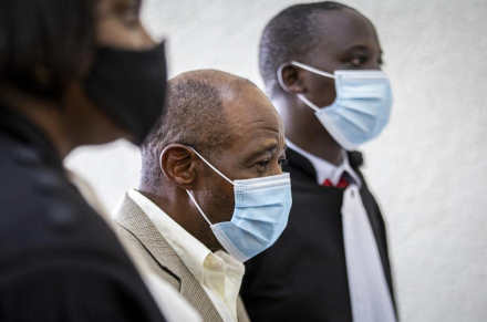 Man who inspired 'Hotel Rwanda' convicted of terror charges