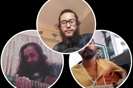 Nepali musicians in virtual concert, comfort those in social distance amid lockdown