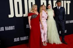 Hitler satire 'Jojo Rabbit' mixes dark humor with plea for tolerance