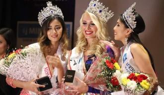 Aditi shines at international pageant