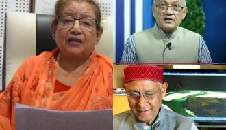 Madan Puraskar felicitation ceremony held virtually