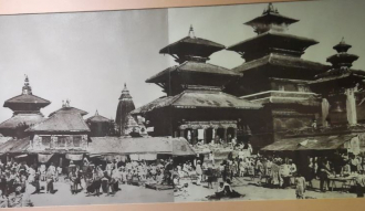 """Photo exhibition """"Historical Views: The Collection of Patan Museum, Part I"""" on display"""