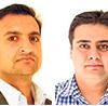Ashish Gajurel and Prashant Raj Pandey