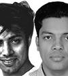 Dinesh Sapkota and Shankar Tiwari