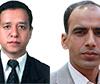 Ganesh Gurung and Mahendra Subedi