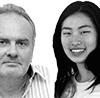 Nick Maddock and Gloria Xiecun Li