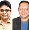 Punit Sarda and Aashish Chalise