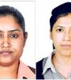 Sangeeta Rijal and Pratistha Pyakurel