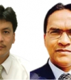 Bishnu Prasad Upadhyay and Binod Rayamajhee