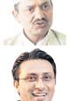 Govind Raj Pokharel & Swarnim Wagle