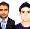 Bipin Ghimire & Krishna Sharma