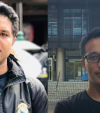 Dr Anil Aryal and Dr Bijay Man Shakya