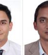 Raunak Mainali and Prakash Bhattarai