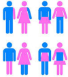 Infographics: How different countries feel about transgender rights