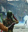 Way to resolve Kashmir issue