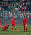 Football match that broke my heart