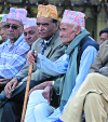 Elderly People: Waiting for Justice at Very Important Phase of Life