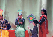 Int'l children's theater festival from Oct 23