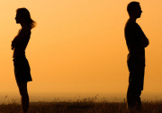 Marital separation or divorce may lead to eczema, muscle pain