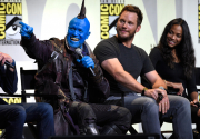 'Guardians of the Galaxy' tease sequel, Disneyland ride