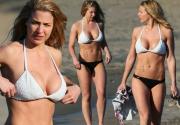 Gemma Atkinson shows off jaw-dropping bikini body