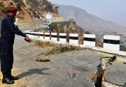 BP Highway in Sindhuli caves in (photo feature)