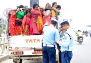 Tales of Kathmandu Traffic