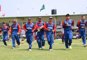 Nepal suffers consecutive defeat in Emerging Teams Cup