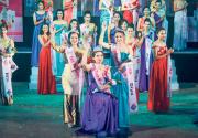 Sanju Moktan, winner of 'Enchanteur Miss Teen Nepal 2017'