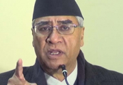 RJPN will partake in third-phase election though constitution not amended, says PM Deuba
