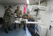 MoH, Nepal Army starts free health camp in Rautahat (photo feature)