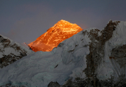 Foreign nationals scale Mt Everest to support children