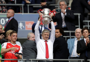 Wenger collects record 7th FA Cup unclear on Arsenal future