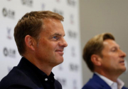 Crystal Palace appoint Frank de Boer as new manager