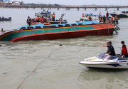 At least 7 dead, 12 missing in boat accident in Indonesia