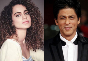 SRK refuses to work with Kangana for Bhansali's next