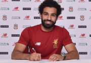 Liverpool sign Salah from AS Roma